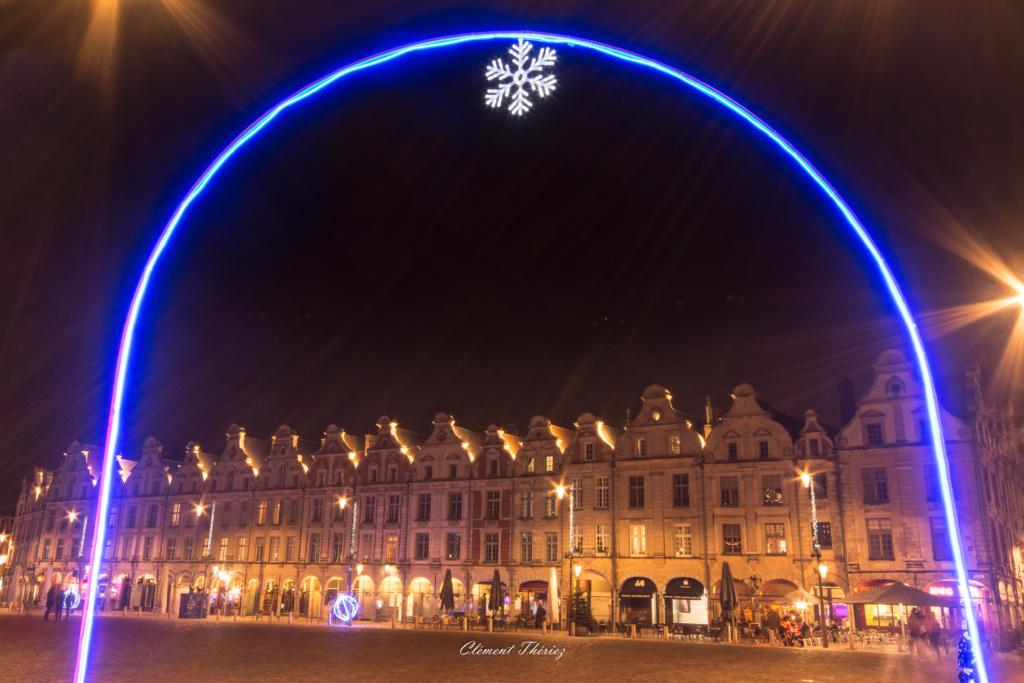 Place de l'étoile Arras