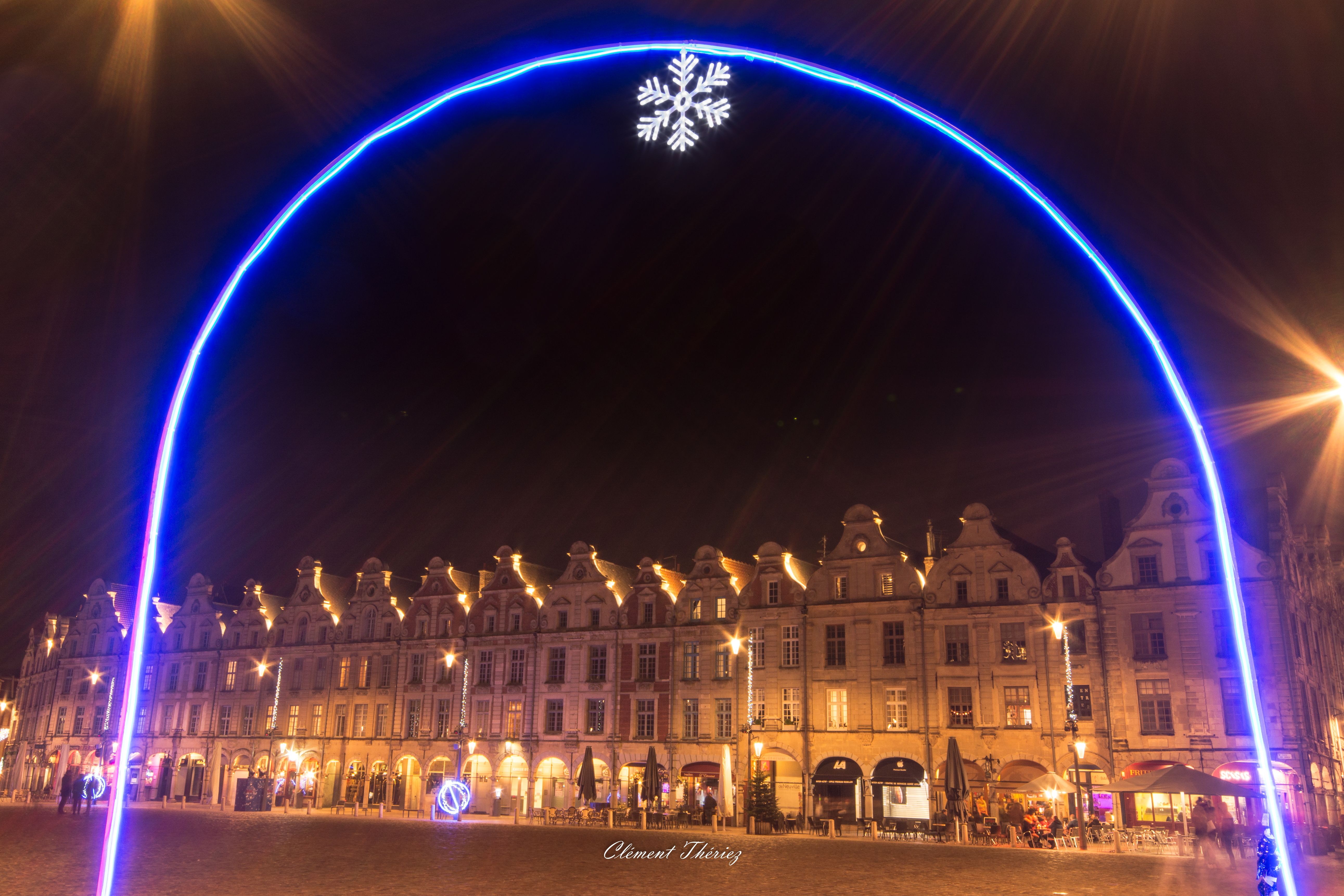 L'Ambiance d'Arras à Noël