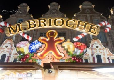 Monsieur Brioche Arras Noel